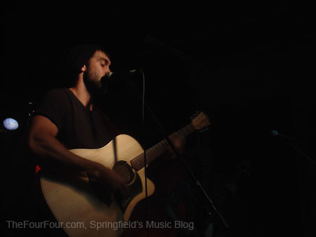 Lance Sitton, Outland Ballroom, TK