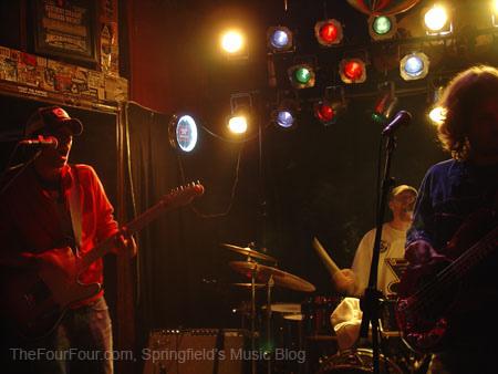 The Sociables, The Outland, October 6, 2008