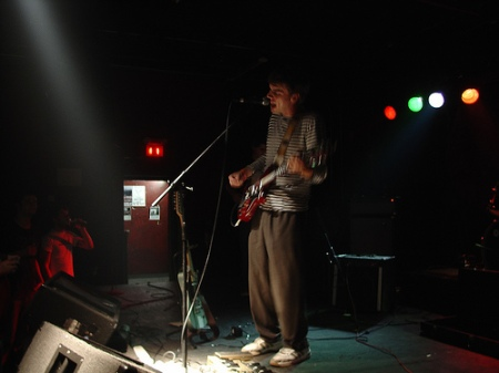 Washington Irving, Outland Ballroom, July 26, 2008