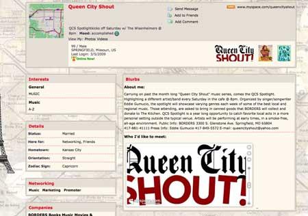 queencityshoutmyspace