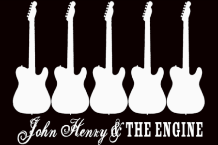 John Henry & The Engine